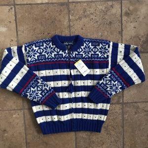 Rare NWT Ralph Lauren sweater! Sz. L men's